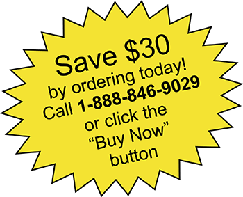 Save $30 Order Now